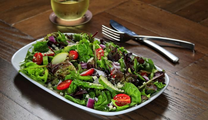 The Roosevelt - Mixed Greens Salad