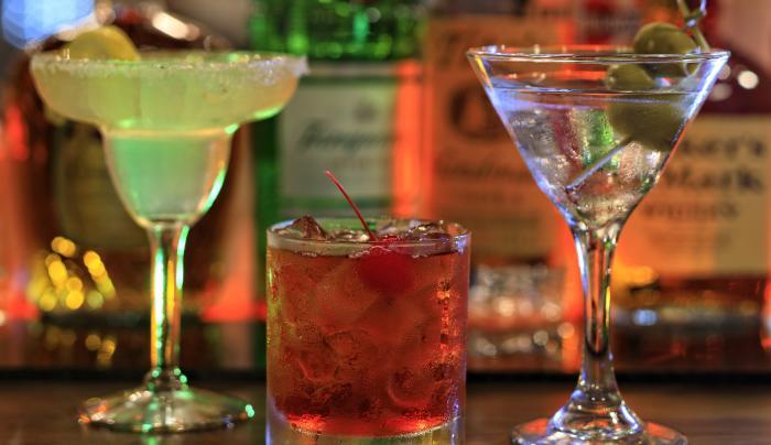 The Roosevelt Bar - Cocktails