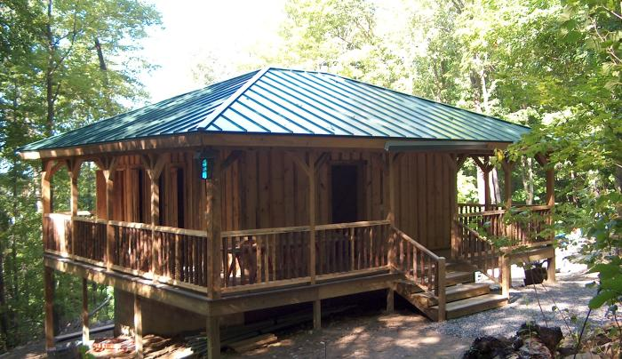 Mayloff's cabin