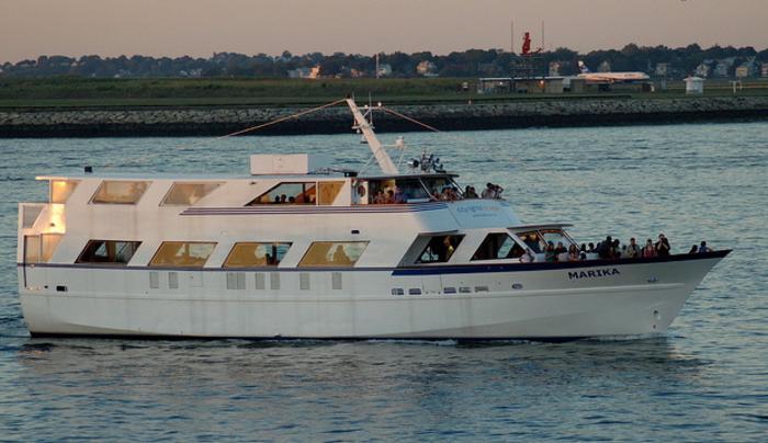 Hudson Cruises Marika