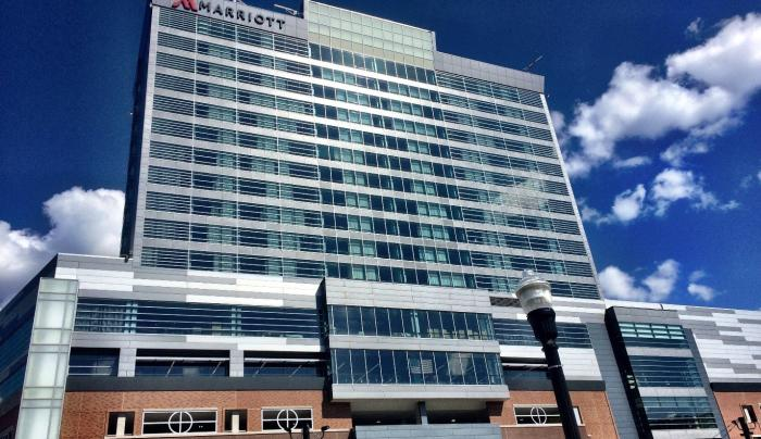 Buffalo Marriott at LECOM HARBORCENTER
