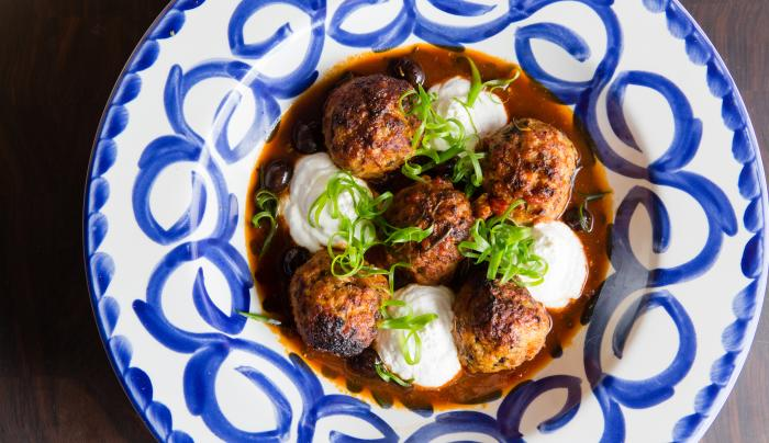 Marta Meatballs - Photo Credit: Alice Gao