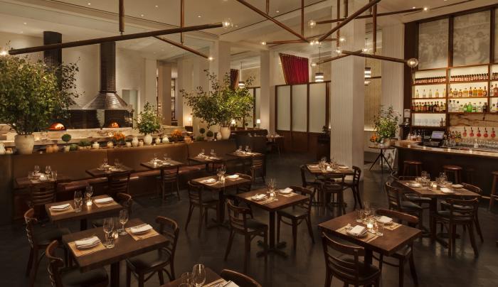 Lobby Restaurant - Marta