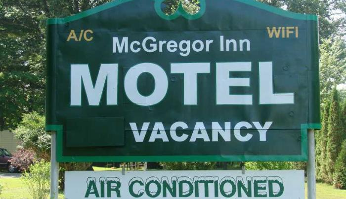 McGregor Inn Motel