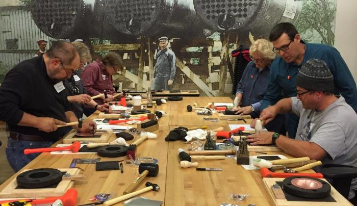 Metalsmithing Workshop