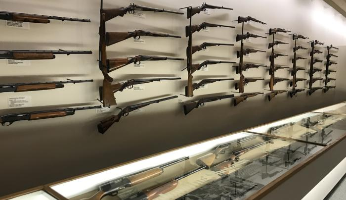 Remington Arms Museum - Photo Courtesy of Remington Arms Museum