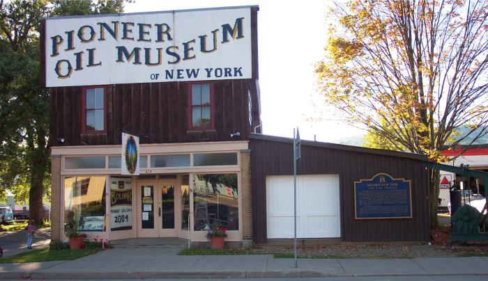 Pioneer Oil Museum