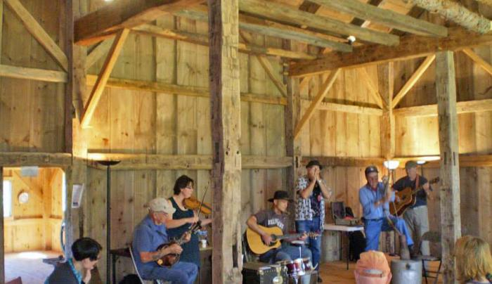 AHS Music in Barn