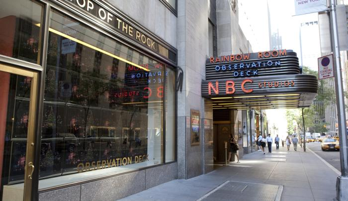 NBC Studios - Photo by Marley White - Courtesy of NYC & Co