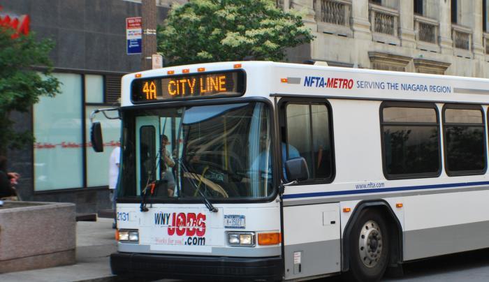 NFTA Metro Bus & Rail