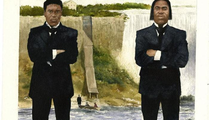 Niagara Falls Underground Railroad Heritage Center