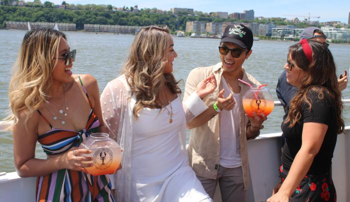 North River Lobster Company Drinks on the Water