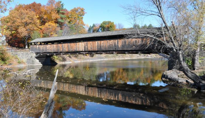 Perrine's Covered Bridge