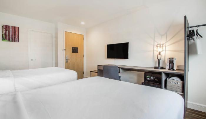 Look Hotel Double Room 5