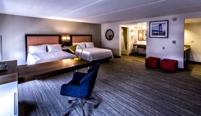 Hampton Room Angle 1
