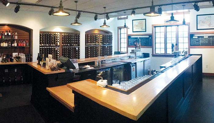 New York Kitchen's Tasting Room