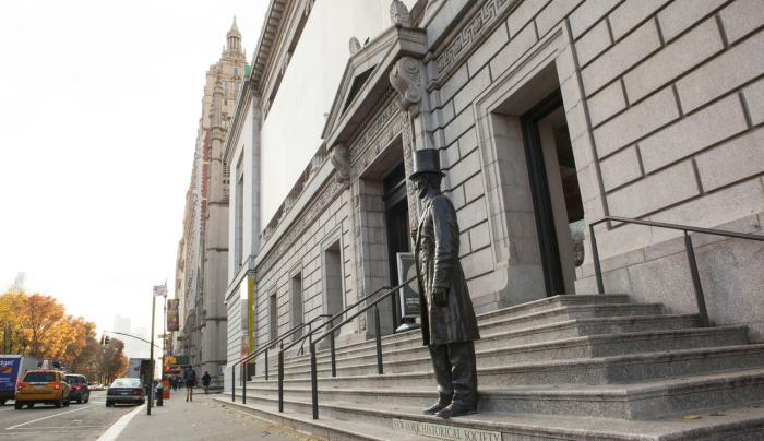 New York Historical Society_ Photo by Marley White_Courtesy of NYC & CO