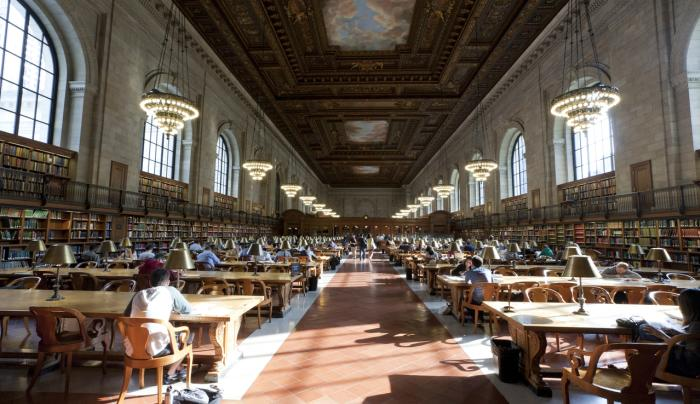New York Public Library _ Photo by Will Steacy - Courtesy of NYC & Co