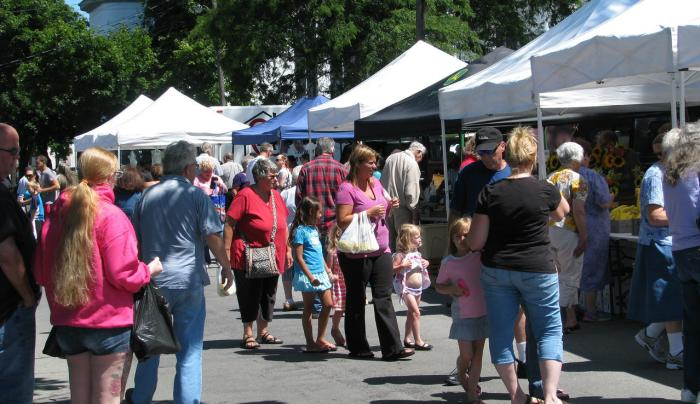 2014 Newark Farmers Market