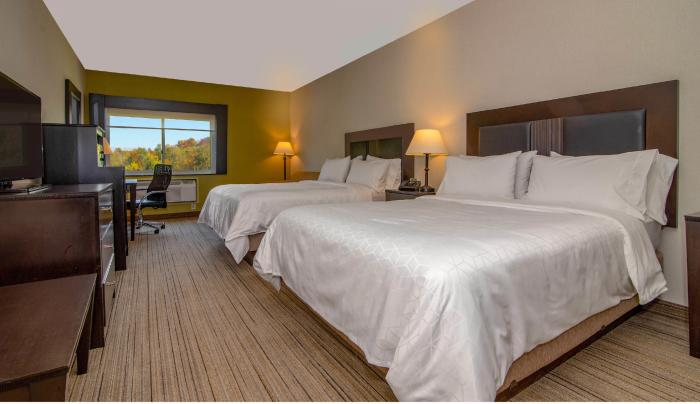Newly renovated sleeping rooms includes FREE hot deluxe breakfast and FREE wifi