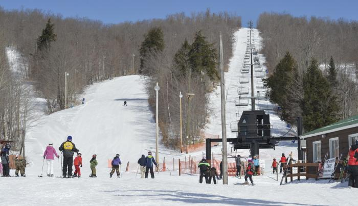Oak Mountain Ski Center