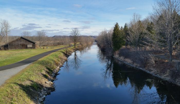 Old Erie Canal Park DeWitt