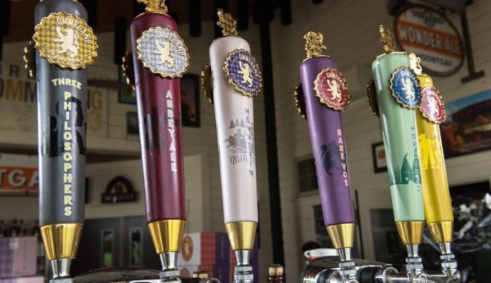 Bed & Brew Image - Tap Handles