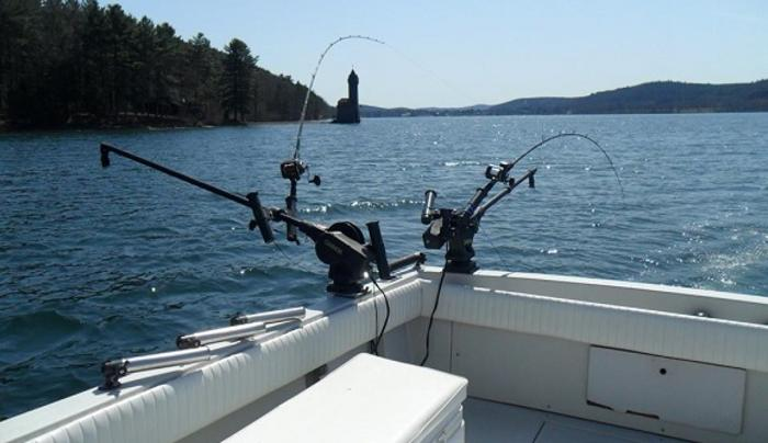 Otsego Bounty Fishing Boat
