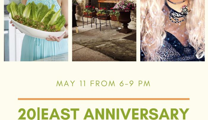 20|EAST One Year Anniversary Party