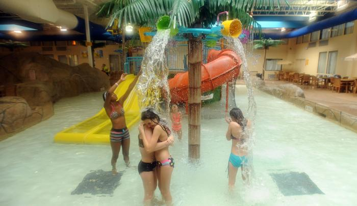 Palm Island Indoor Waterpark
