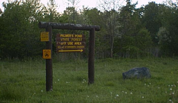 Palmers Pond