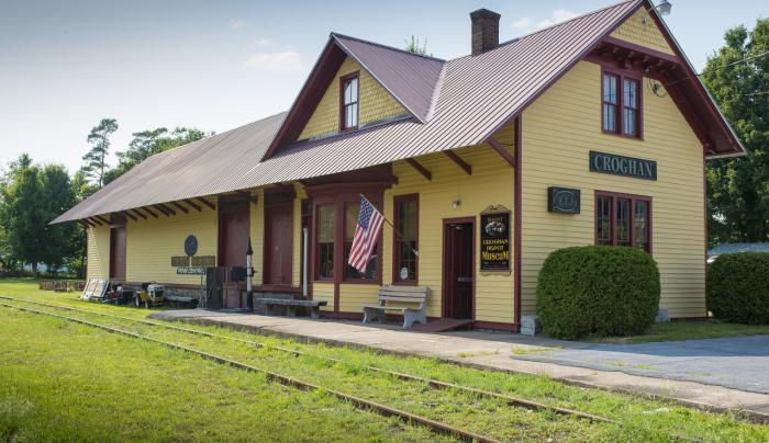 Railway Historical Society of Northern New York exterior