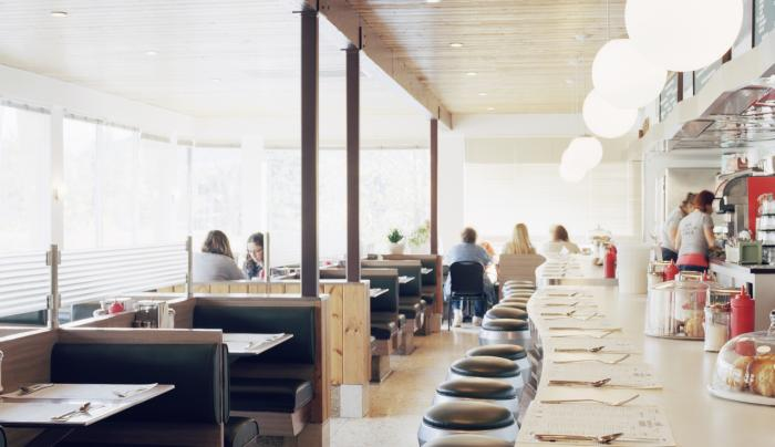 Phoenicia Diner - Photo by  Kevin Trageser