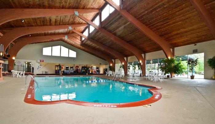 Best Western Inn at Smithfield Indoor Heated Pool