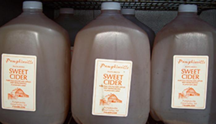 Pumpkinville Cider