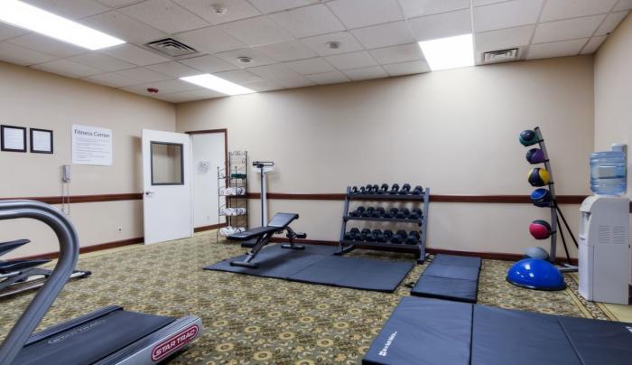 2019 Fitness Room