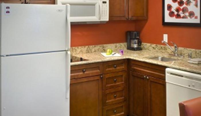 Residence Inn Pok - 2014 kitchen