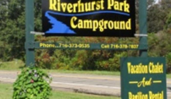 Riverhurst Park Campground