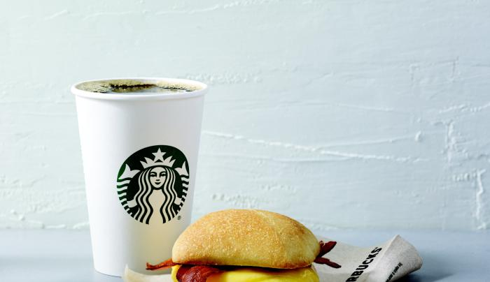 Onsite Starbucks® - Food & Beverage