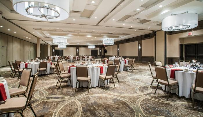 Ballroom - Banquet/Wedding