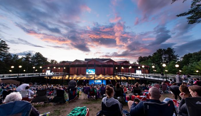 Family Night at SPAC (c) Shawn LaChapelle