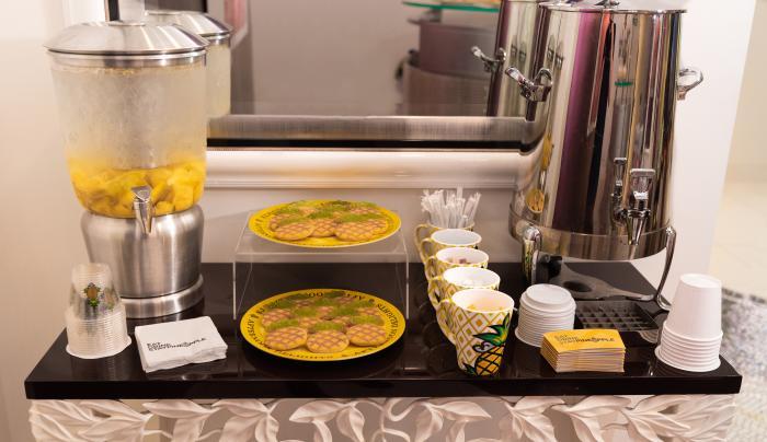 Hotel Signature Pineapple Treats