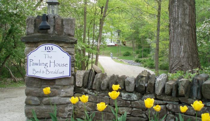 Pawling House - spring