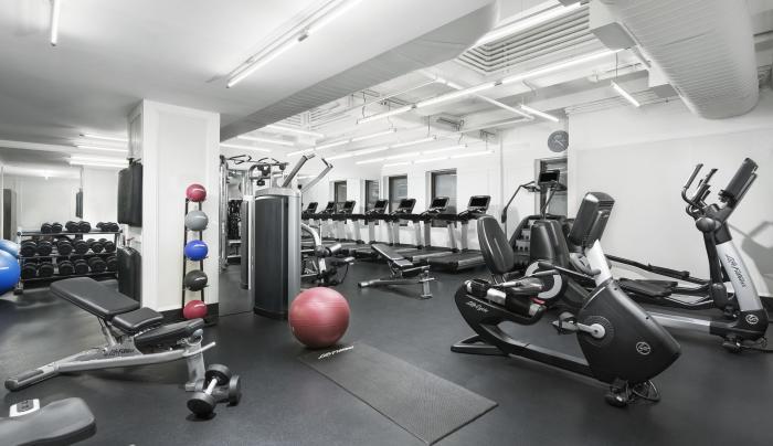 Stewart Fitness Center