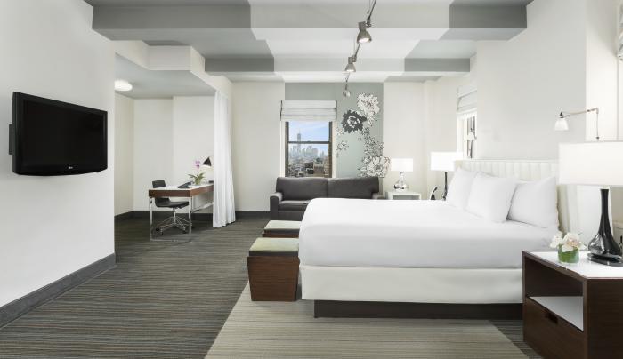 Stewart Hotel King Room