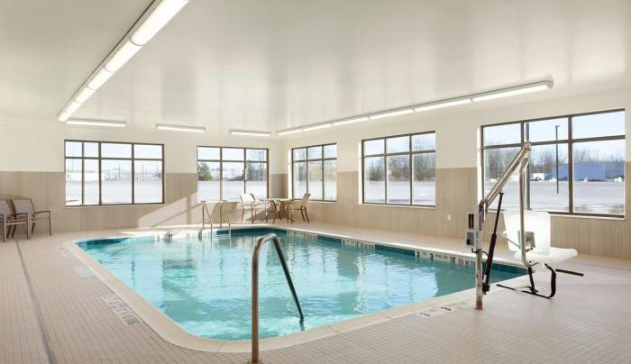 Homewood Suites Swimming Pool