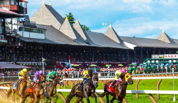 Saratoga Race Course Saratoga Springs Ny 12866