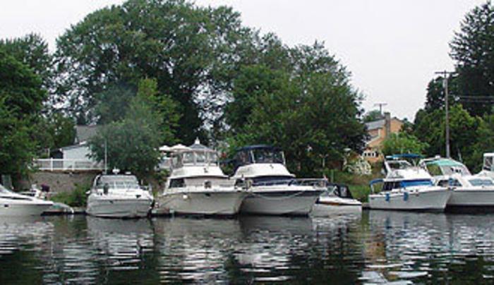 Schuyler Yacht Basin Marina and RV Park