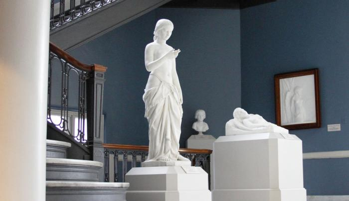 19th Century Sculpture Court