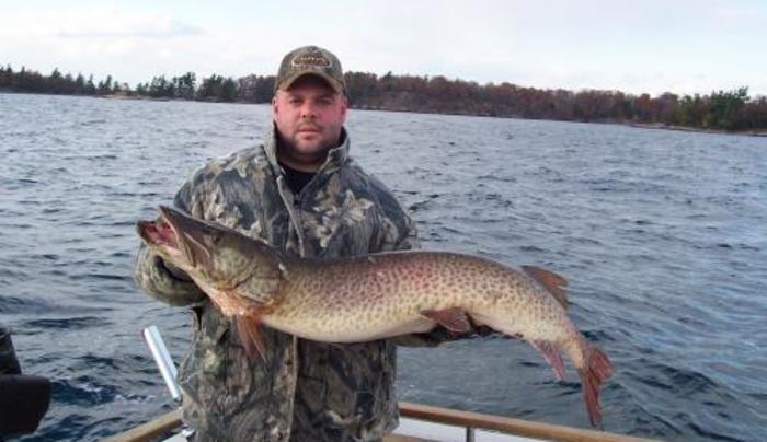 Seaway Charters muskellunge image
